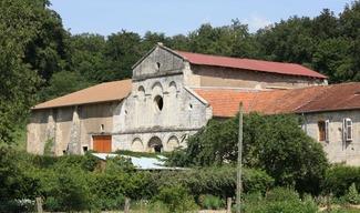 ABBAYE DE SAINTE MARIE AUX BOIS - Vilcey-sur-Trey
