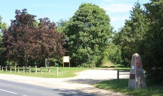 MONUMENT DE LA 5ÈME DIVISION AMERICAINE - Thiaucourt-Regniéville