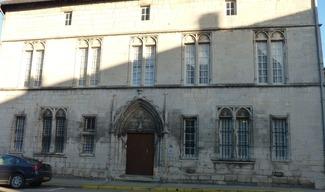 FAÇADE REMARQUABLE : MAISON DU ROI - Saint-Mihiel