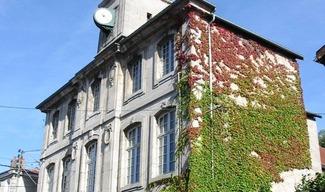 FAÇADE REMARQUABLE : ANCIEN HOTEL DE VILLE - Saint-Mihiel