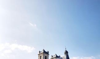 ARCHITECTURE REMARQUABLE - ABBAYE BENEDICTINE - Saint-Mihiel