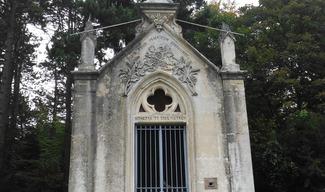 CHAPELLE NOTRE DAME DES BURES - Buxières-sous-les-Côtes