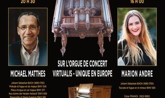 FESTIVAL BAROQUE DE SAINT MIHIEL : CONCERT D'ORGUES - Saint-Mihiel