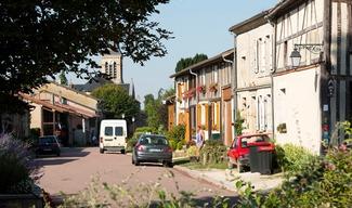 AIRE DE STATIONNEMENT - Beaulieu-en-Argonne