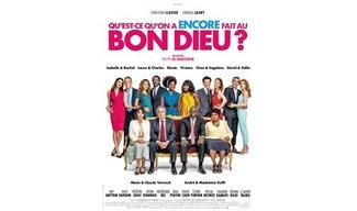CINÉMA : QU'EST-CE QU'ON A ENCORE FAIT AU BON DIEU - Saint-Mihiel