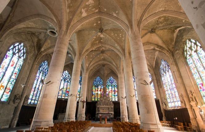 EGLISE SAINT ETIENNE 3 - Saint-Mihiel