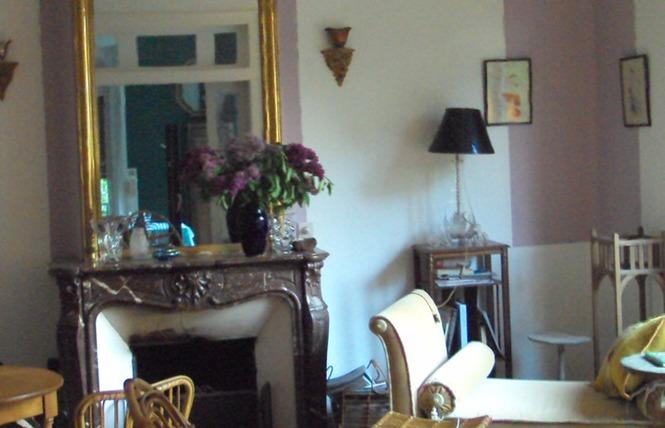 CHAMBRES D'HOTES VILLA SEQUOIA 4 - Saint-Mihiel