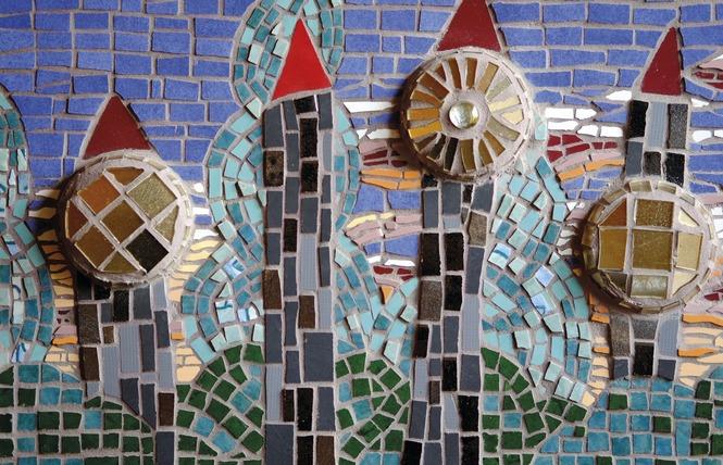 TERRE DE REVES - CREATION DE MOSAIQUES 1 - Saint-Mihiel