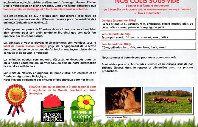 GAEC DE COURTOT 2 - Vaubecourt